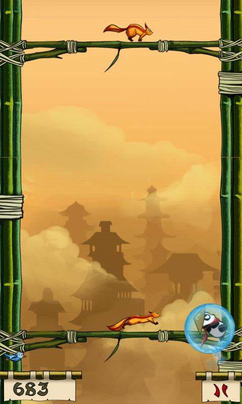 Panda Jump- screenshot