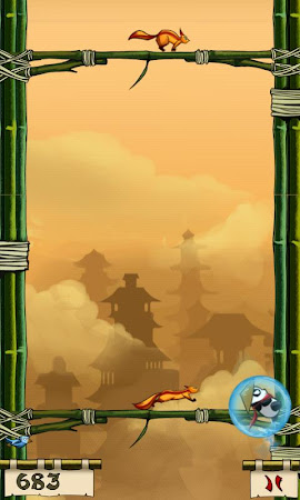 Panda Jump 1.1.7 screenshot 9242
