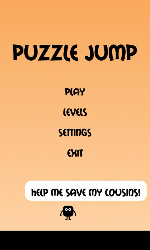 Puzzle Jump- screenshot
