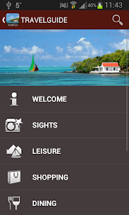 Mauritius Travel Guide - screenshot thumbnail