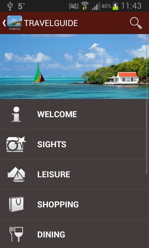 Mauritius Travel Guide - screenshot
