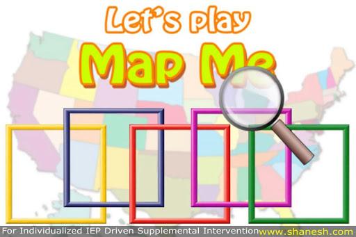 Map Me - Autism Series