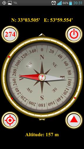 Yaros Free Compass
