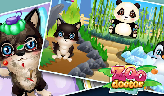 Zoo Animals Doctor Day 休閒 App-愛順發玩APP