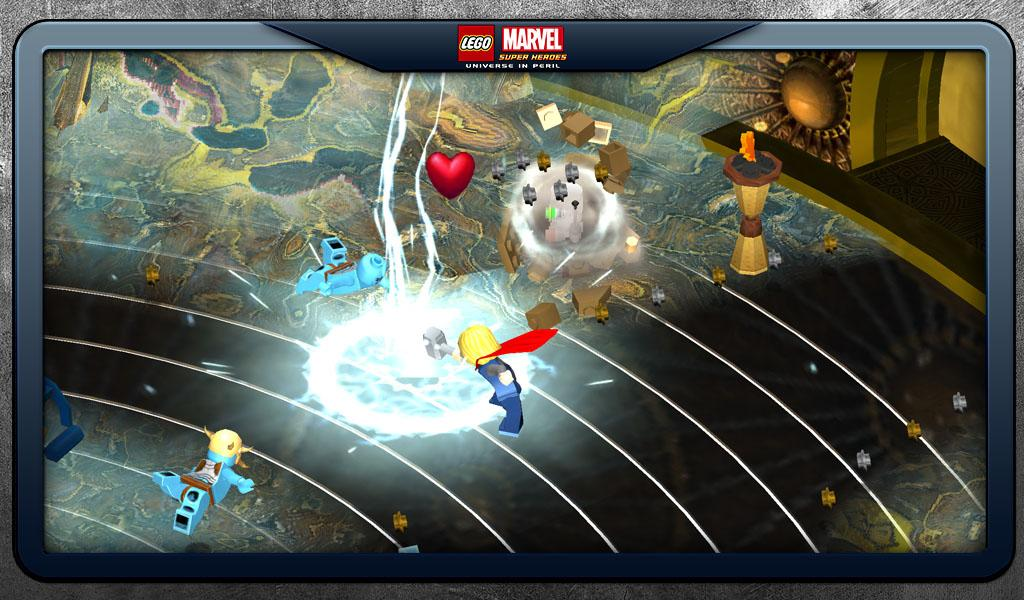LEGO ® Marvel Super Heroes screenshot #5