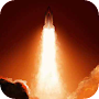 Launched Shuttle a live APK icon