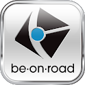 BE-ON-ROAD: GPS NAVIGATION logo