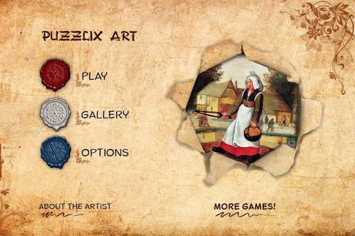 Puzzle Puzzlix: Peter Bruegel