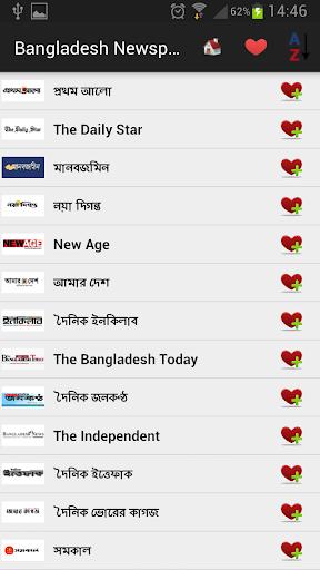 Bangladesh Newspapers And News