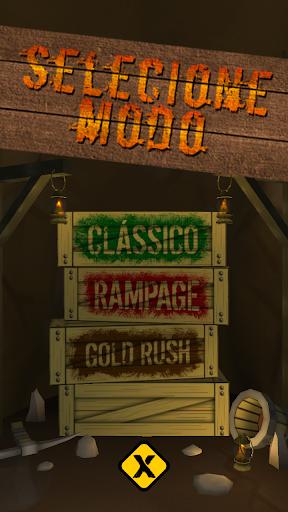 Mine Rampage Gold