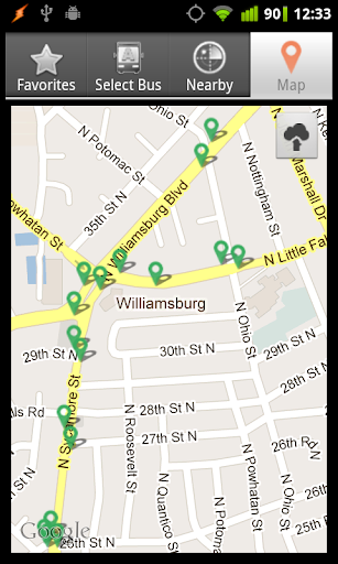 ARTBus (Arlington Transit Bus) screenshot