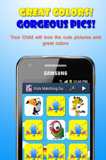 Kids Matching Games Free