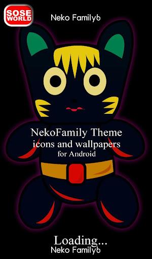 Nekofamily theme 6