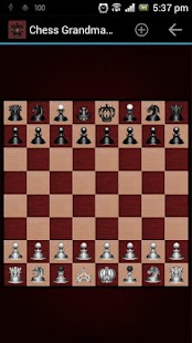 Grandmaster Chess- screenshot thumbnail