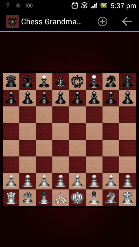 Grandmaster Chess- screenshot