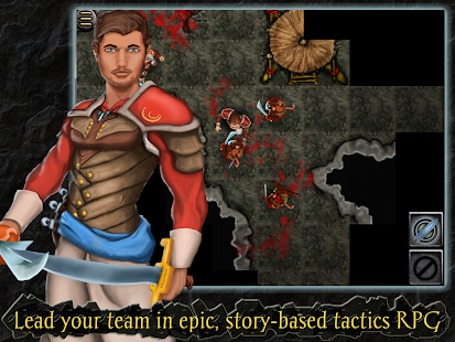 Heroes of Steel RPG Elite - screenshot thumbnail