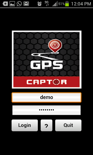 CAPTOR GPS TRACKING