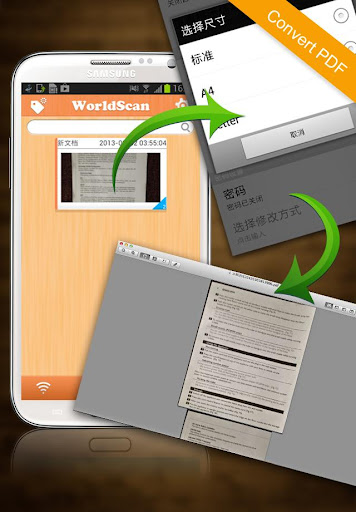WorldScan Pro- Scan Documents