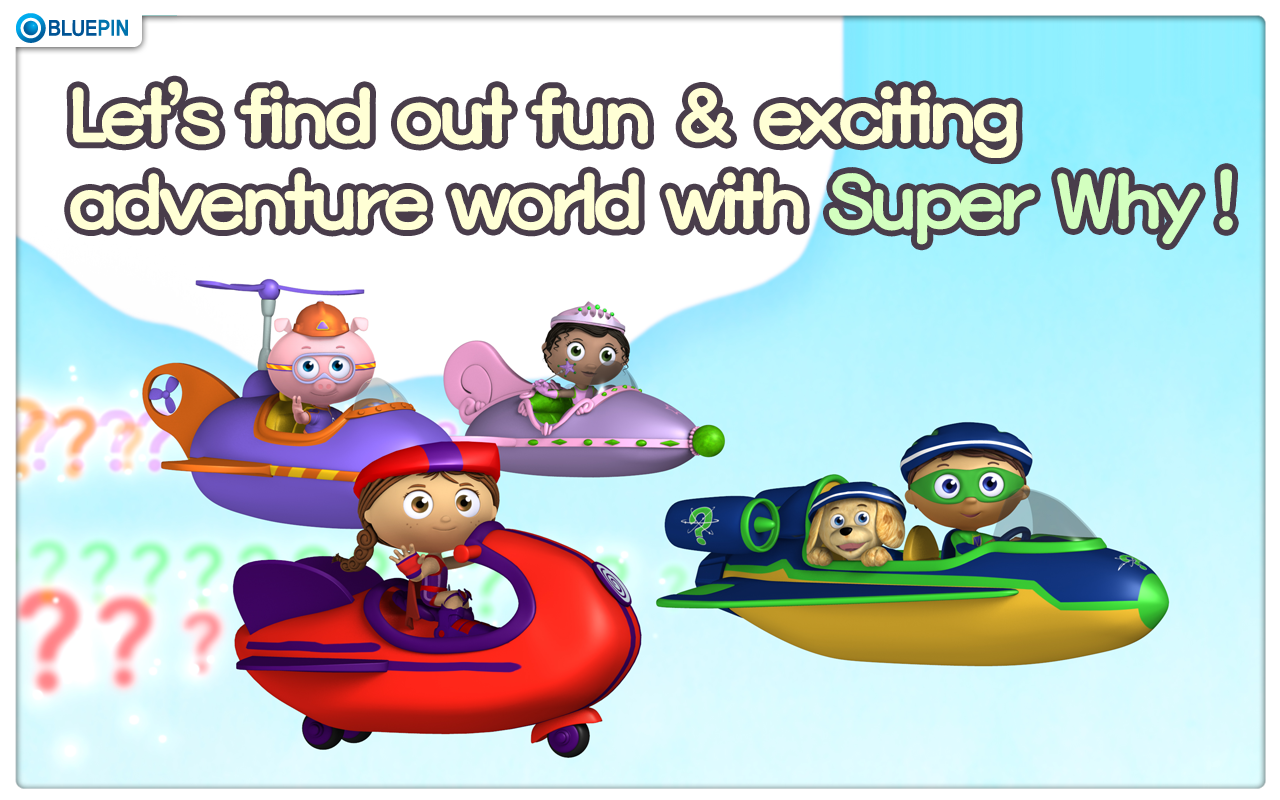 Super Why - Watch Full Episodes and Clips