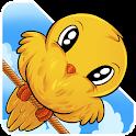 Jump Birdy Jump Free icon