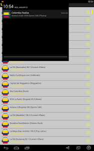 Colombia Radios Live screenshot 2