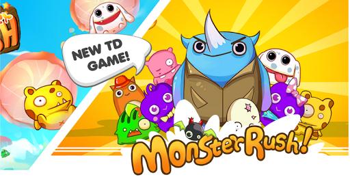 Monster Rush: Strike