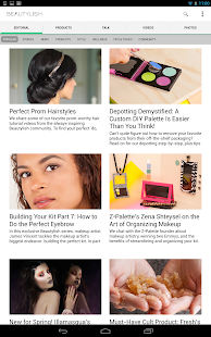 Beautylish: Makeup Beauty Tips- screenshot thumbnail