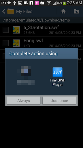 【免費媒體與影片App】Tiny SWF Player (flash player)-APP點子