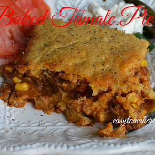 Baked Tamale Pie.