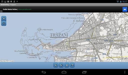 MobileMap Trapani