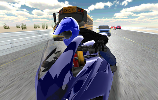 Ghostrider Motorbike Simulator
