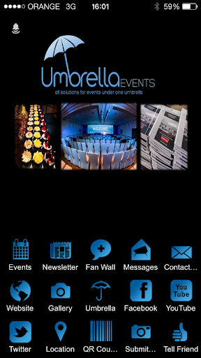 Umbrella Events