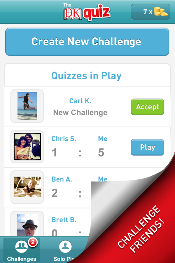 DK Quiz - Android Apps on Google Play