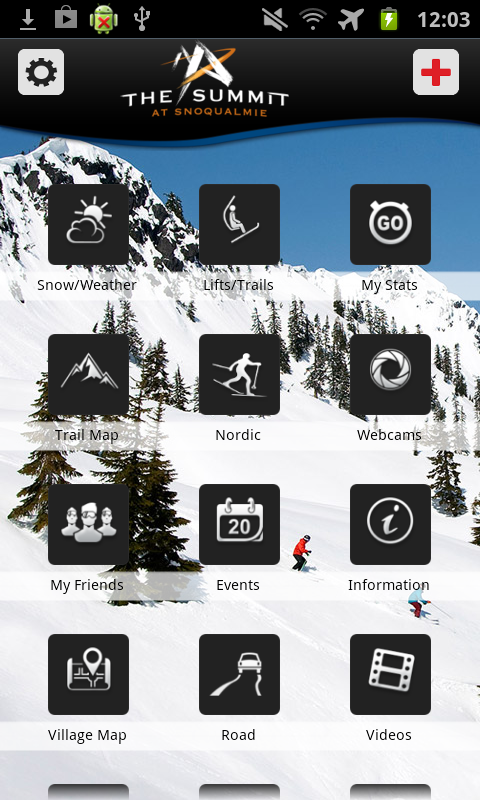 The Summit at Snoqualmie - screenshot