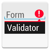 Form Validator Sample