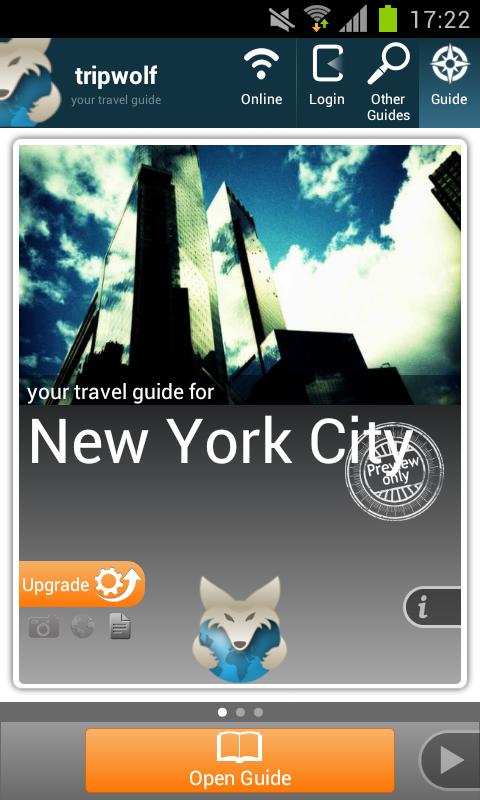 New York City Highlights Guide - screenshot