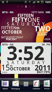 Clock 29 Widgets- screenshot thumbnail