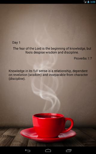 Jubilee Proverbs