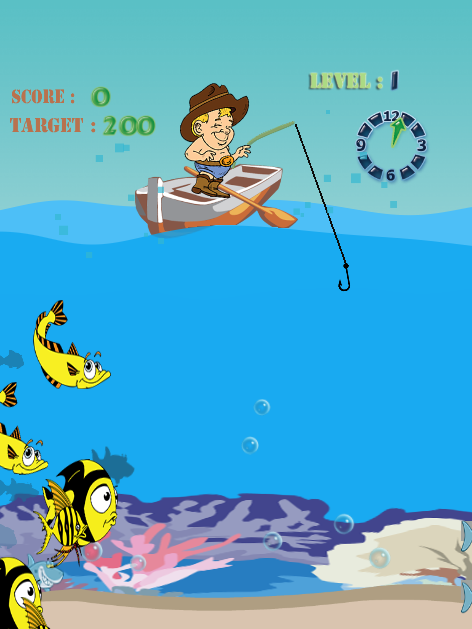 Shark fishing games free android apps on google play for Fishing tournament games