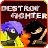 Mortal Destroy Fighter