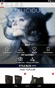 STYLICIOUS - Closet Organizer - screenshot thumbnail