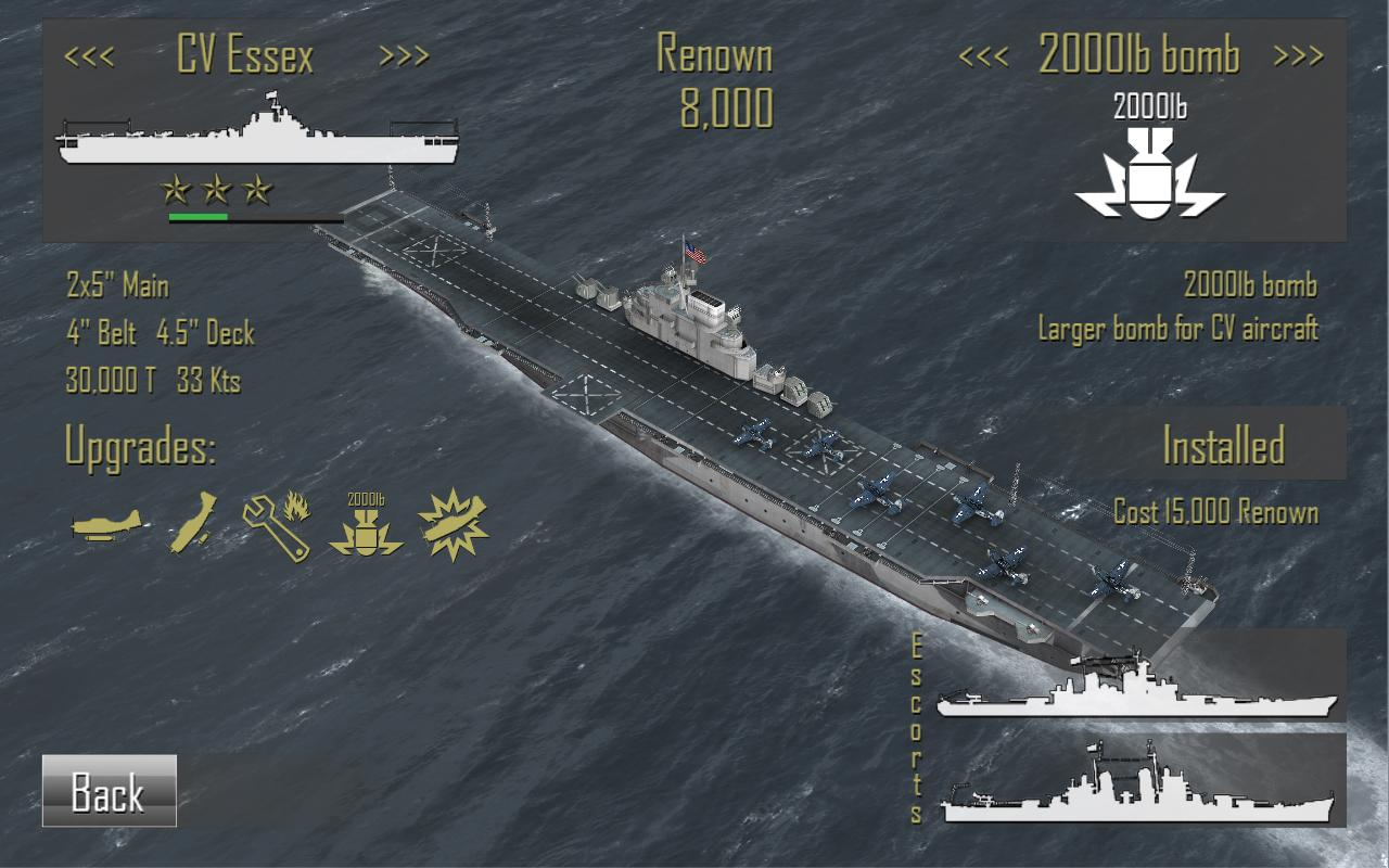 Pacific Fleet- screenshot
