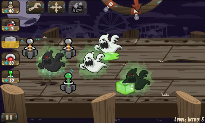 Carnival of Horrors - screenshot