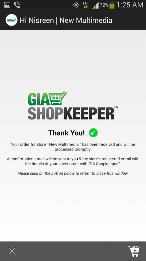 GIA Shopkeeper- screenshot