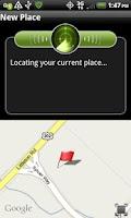 Screenshot of PlaceMemo Lite