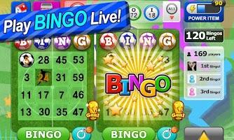 Screenshot of Bingo Craze