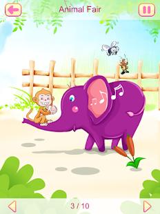 【免費教育App】英文兒歌精選一-APP點子