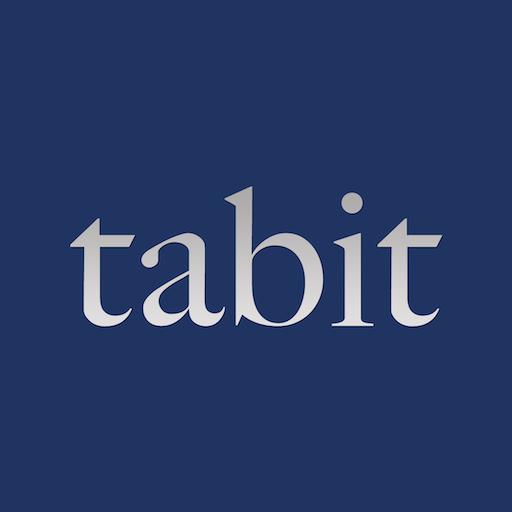 旅行に行きたくなるマガジンアプリ「タビット」tabit LOGO-APP點子