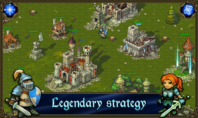 Majesty: Northern Expansion screenshot #1