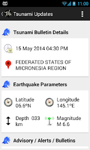 PH Weather And Earthquakes screenshot 2